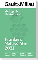 Gault & Millau Deutschland Weinguide Franken, Nahe, Ahr 2021