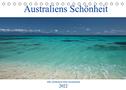 Australiens Schönheit (Tischkalender 2022 DIN A5 quer)