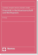 Diversität in Rechtswissenschaft und Rechtspraxis