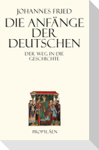Die Anfänge der Deutschen