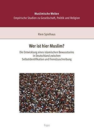 Riem Spielhaus. Wer ist hier Muslim? - Die Entwicklung eines islamischen Bewusstseins in Deutschland zwischen Selbstidentifikation und Fremdzuschreibung. Ergon - ein Verlag in der Nomos Verlagsgesellschaft mbH & Co. KG, 2011.