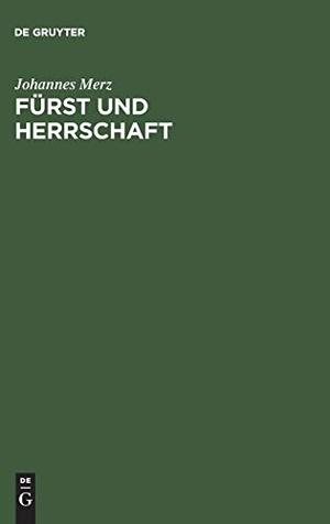 Johannes Merz. Fürst und Herrschaft - Der Herzog von Franken und seine Nachbarn 1470–1519. De Gruyter Oldenbourg, 2000.
