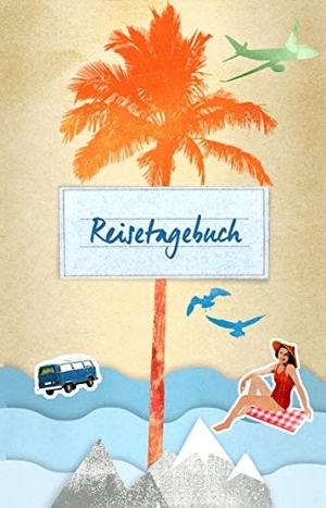 Reisetagebuch – mit Stickern für jede Reisesitu
