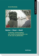 Nation - Staat - Stadt