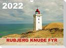Rubjerg Knude Fyr (Wandkalender 2022 DIN A4 quer)