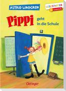 Pippi geht in die Schule