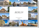 Berlin Stadtspaziergang (Wandkalender 2022 DIN A3 quer)