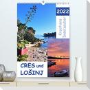 Kroatiens Inselzauber, Cres und Losinj (Premium, hochwertiger DIN A2 Wandkalender 2022, Kunstdruck in Hochglanz)