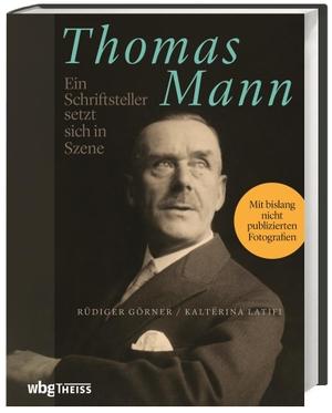 Görner, Rüdiger / Kaltërina Latifi. Thomas Mann