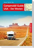 Campmobil Guide USA - Der Westen - VISTA POINT Reiseführer Reisen Tag für Tag