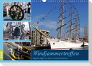 Windjammertreffen - Segelschiffe zu Gast in Bremerhaven (Wandkalender 2022 DIN A3 quer)