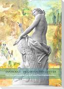Sanssouci - Im Garten der Götter. Der andere Blick auf das Fontänenrondell (Wandkalender 2022 DIN A2 hoch)