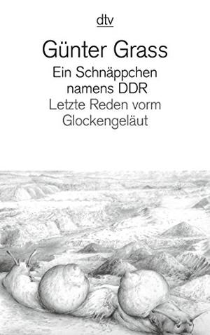 Grass, Günter. Ein Schnäppchen namens DDR - Letz