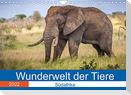 Wunderwelt der Tiere - Südafrika (Wandkalender 2022 DIN A4 quer)