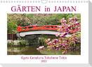 Gärten in Japan (Wandkalender 2022 DIN A4 quer)