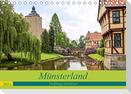 Münsterland - Vielfältige Schönheit (Tischkalender 2021 DIN A5 quer)