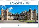 Blickpunkte SCHOTTLAND (Wandkalender 2022 DIN A4 quer)