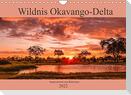 Wildnis Okavango-Delta (Wandkalender 2022 DIN A4 quer)