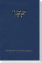 Lichtenberg-Jahrbuch 2015