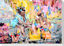Zoë MacTaggart Bewegte Farben (Wandkalender 2021 DIN A3 quer)