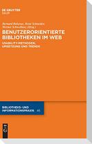 Benutzerorientierte Bibliotheken im Web