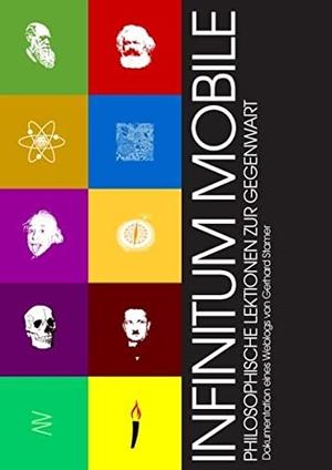 Stamer, Gerhard. Infinitum Mobile - Philosophische