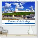 Kasaner Kaleidoskop - Tatarstans prachtvolle Hauptstadt (Premium, hochwertiger DIN A2 Wandkalender 2022, Kunstdruck in Hochglanz)