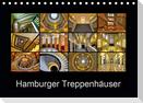 Hamburger Treppenhäuser (Tischkalender 2021 DIN A5 quer)
