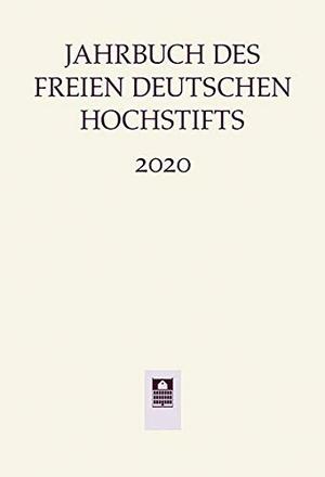 Bohnenkamp, Anne (Hrsg.). Jahrbuch des Freien Deut