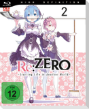 Re:ZERO - Starting Life in Another World - Blu-ray 2
