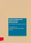 Kriegsverbrechen, Restitution, Prävention