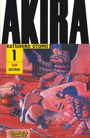 Katsuhiro Otomo. Akira 1 - Original Edition. Carlsen, 2001.