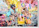 Zoë MacTaggart Bewegte Farben (Wandkalender 2021 DIN A4 quer)
