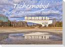 Tschernobyl - Prypjat - Die radioaktive Geisterstadt (Tischkalender 2022 DIN A5 quer)