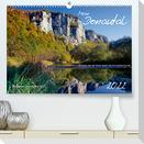 Mein Donautal (Premium, hochwertiger DIN A2 Wandkalender 2022, Kunstdruck in Hochglanz)