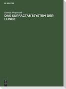 Das Surfactantsystem der Lunge