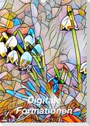 Digitale Formationen (Wandkalender 2021 DIN A3 hoch)