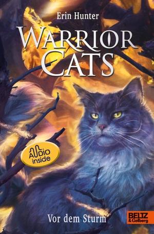 Hunter, Erin. Warrior Cats. Die Prophezeiungen beginnen - Vor dem Sturm - Staffel I, Band 4 mit Audiobook inside. Beltz GmbH, Julius, 2021.