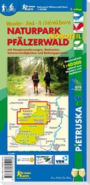 Naturpark Pfälzerwald Nord 1 : 40 000