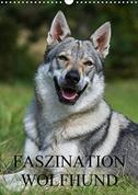 Faszination Wolfhund (Wandkalender 2021 DIN A3 hoch)