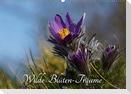 Wilde Blüten-Träume (Wandkalender 2021 DIN A2 quer)