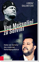Von Mussolini zu Salvini