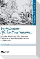 Vorkoloniale Afrika-Penetrationen
