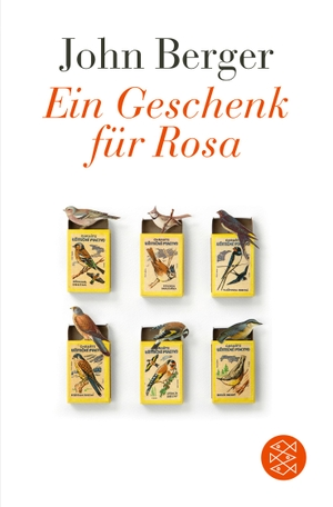 Berger, John. Ein Geschenk für Rosa. FISCHER Taschenbuch, 2022.