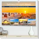 Sehnsucht zum Meer (Premium, hochwertiger DIN A2 Wandkalender 2022, Kunstdruck in Hochglanz)