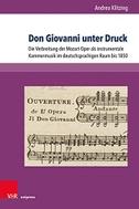 Don Giovanni unter Druck
