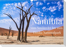 Namibia - Vom Sossusvlei bis zum Etosha Nationalpark (Wandkalender 2022 DIN A3 quer)