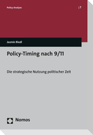 Policy-Timing nach 9/11