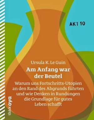 Ursula K. Le Guin / Matthias Fersterer / Matthias