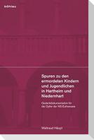 Spuren zu den ermordeten Kindern und Jugendlichen in Hartheim und Niedernhart